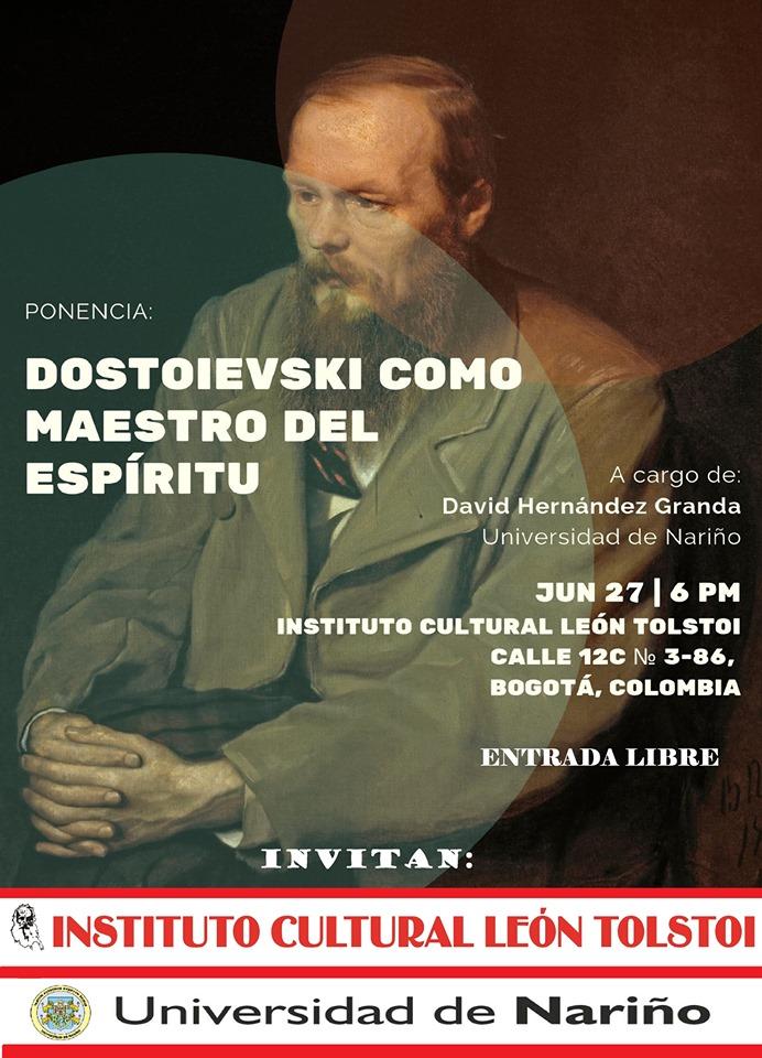 Dostoievski como maestro del espíritu