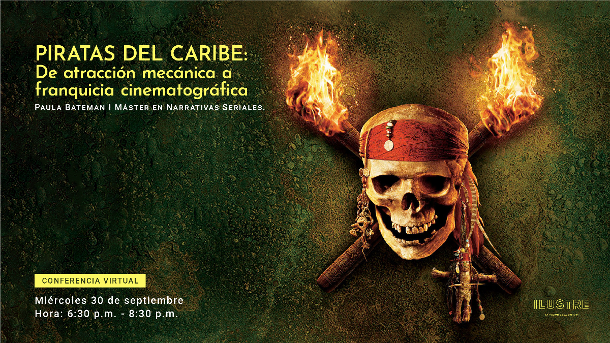 CONFERENCIA VIRTUAL: Piratas del caribe