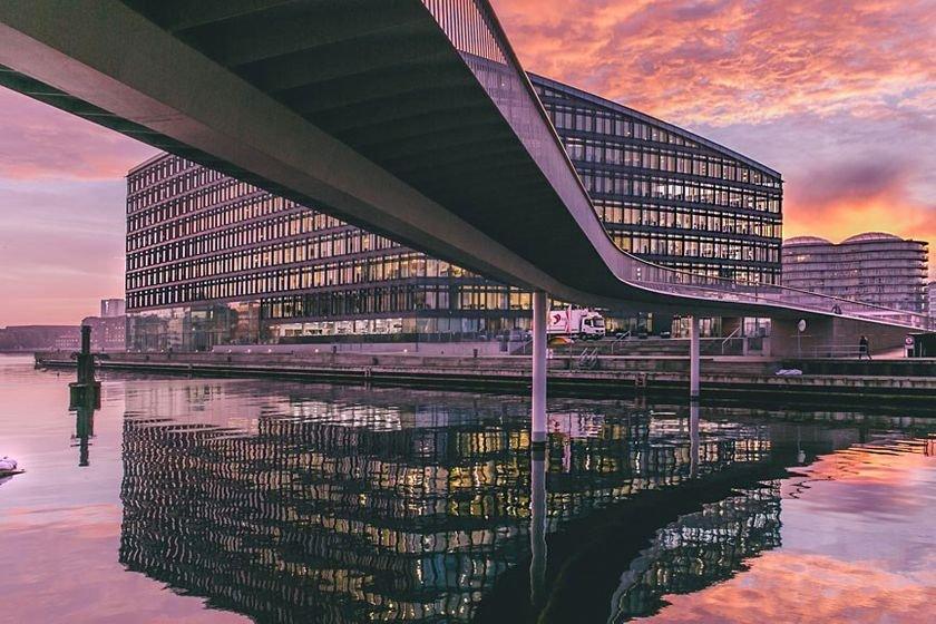 Copenhague, Havneringen